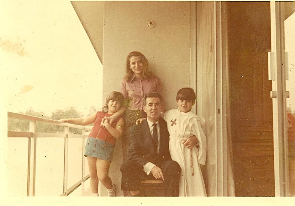 Eduardo Alvear's Family